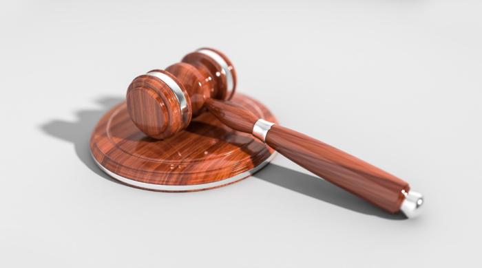 podział sądowy
