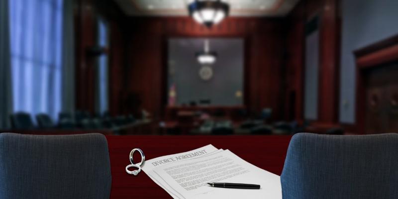 Podział majątku w wyroku rozwodowym