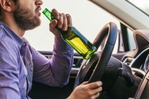prowadzenie pojazdu po spożyciu alkoholu