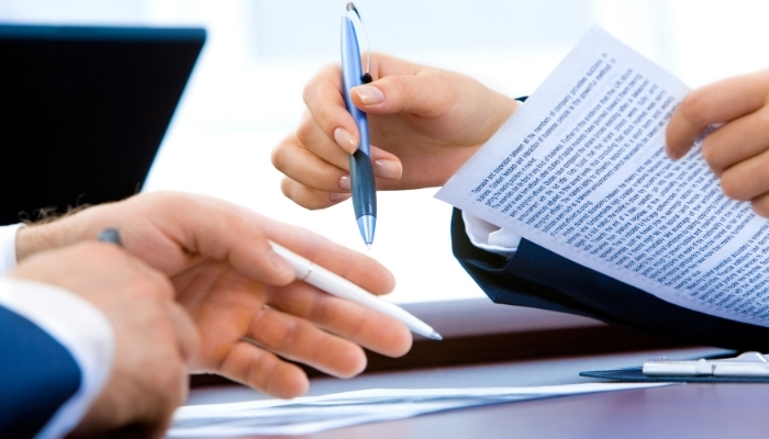 forma umowy