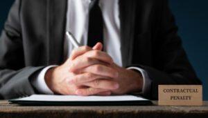 kary umowne w prawie pracy